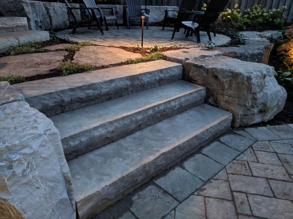Steps & Slabs