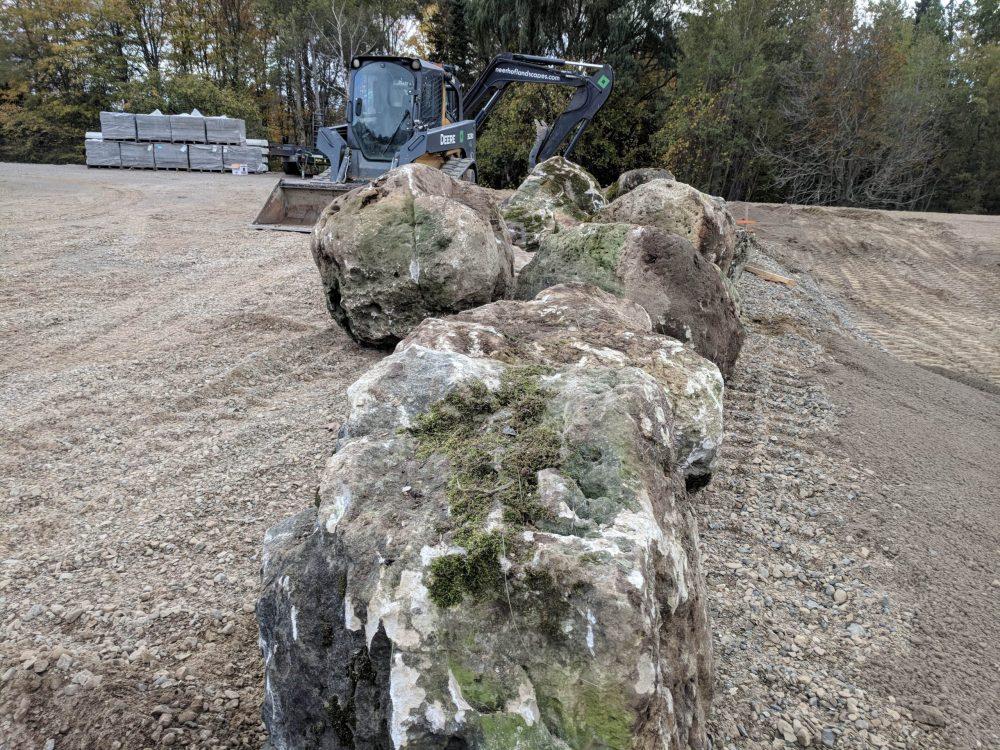 Weathered Limestone