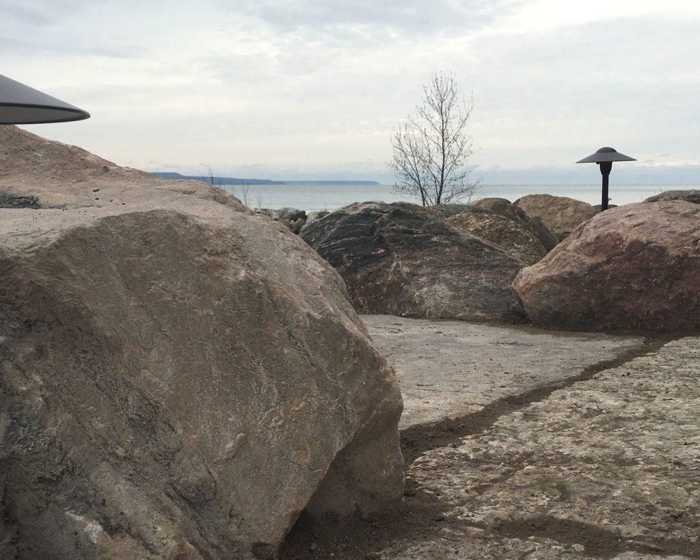 Granite / Limestone Boulders